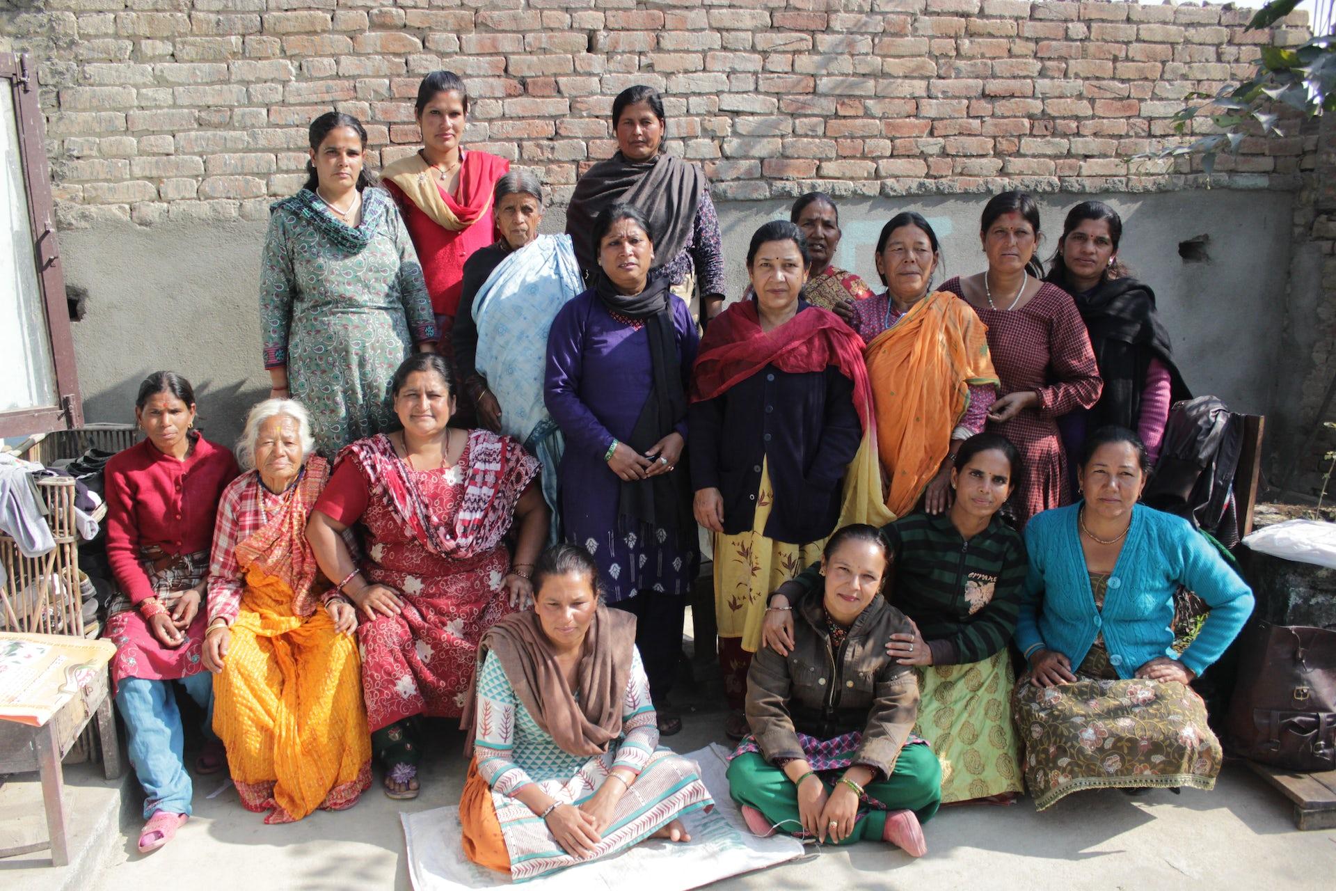 social activities for widows