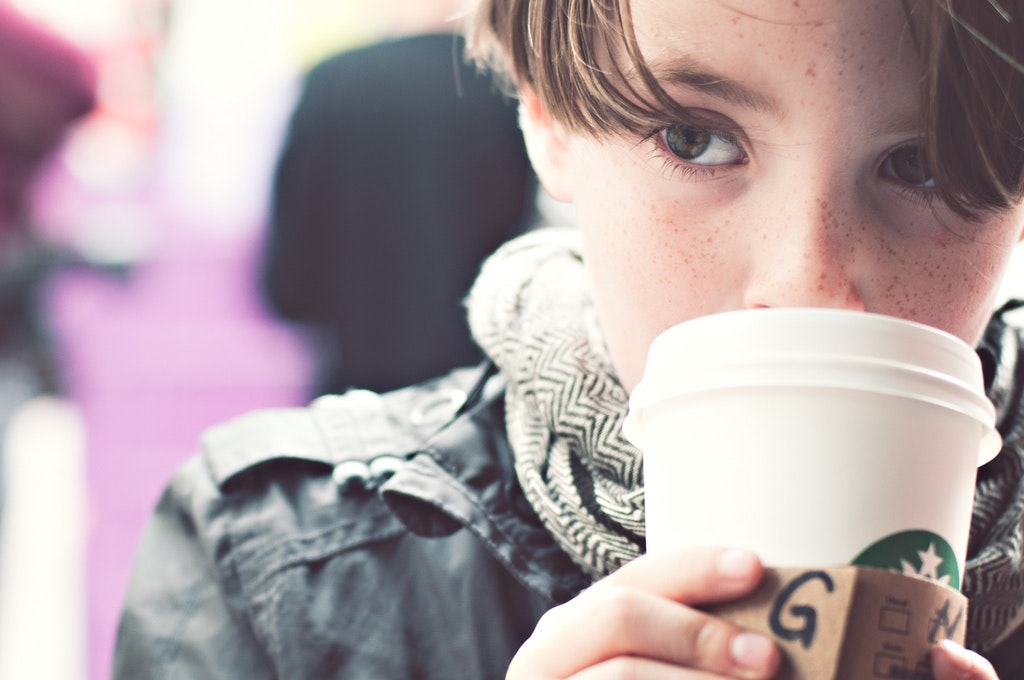 Health Check: is caffeine actually bad for kids?