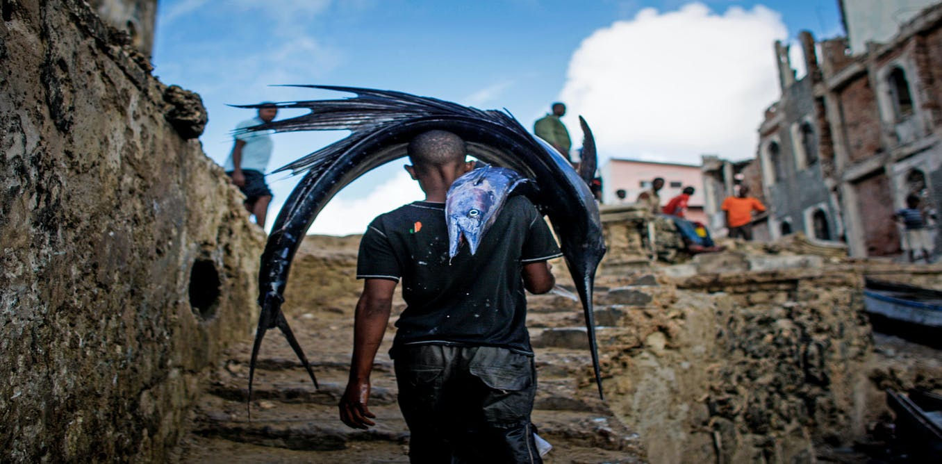 Illegal fishing is a major threat to Africa's blue economy