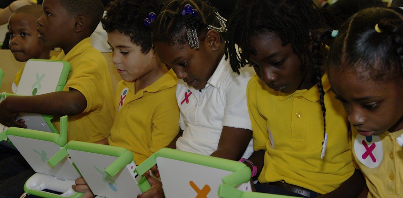 one laptop per child essay