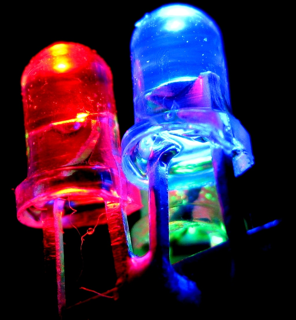 Light is composed of light of different colors (red blue and green) and some LED streetlights have a relatively high portion of blue light ...  sc 1 st  The Conversation & American Medical Association warns of health and safety problems ...