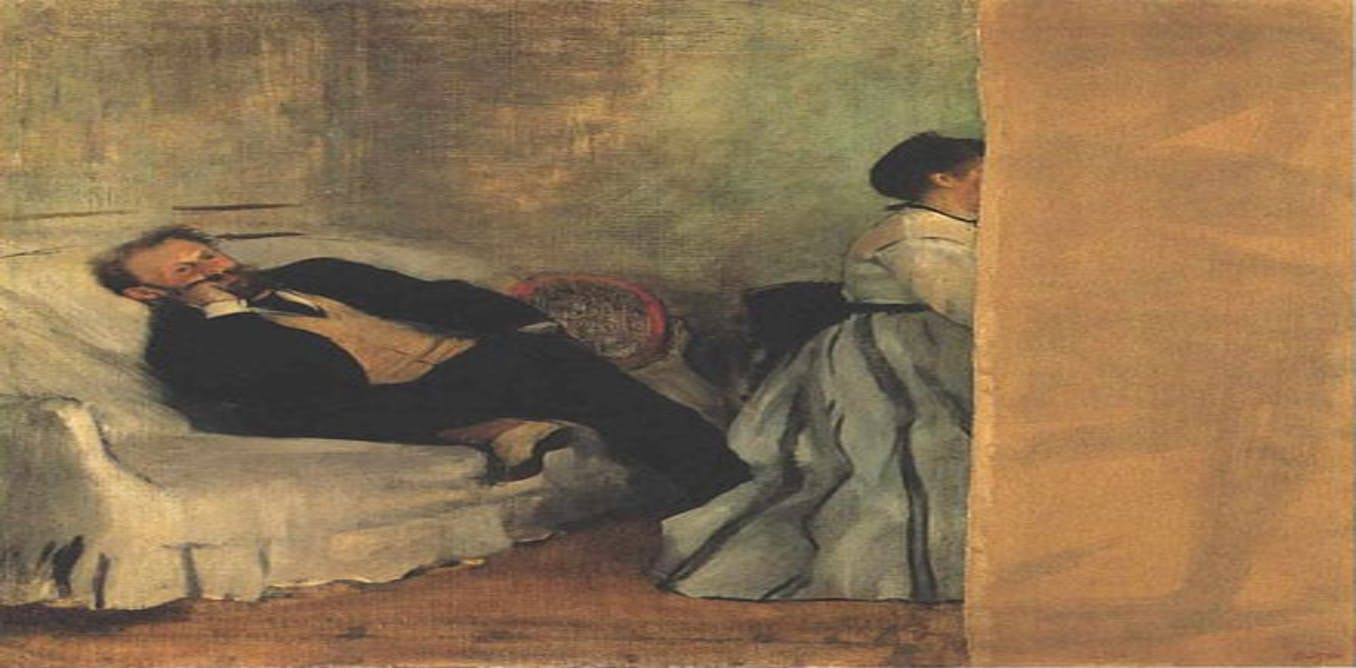 essays on edgar degas