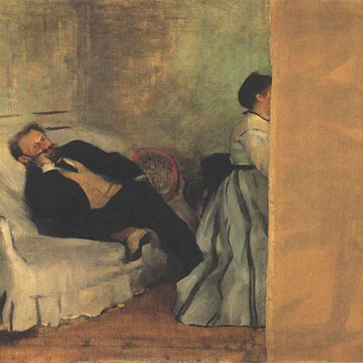 5b659c8655f Friday essay: When Manet met Degas