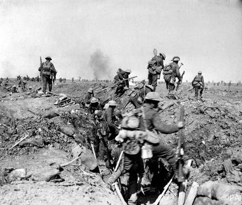 Why the Battle of the Somme marks a turning point of World War I