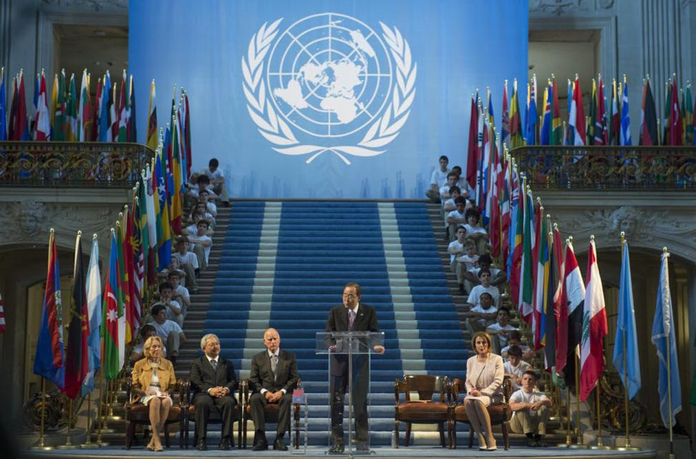 canada role in the united nations essay The united nations organization (uno) came into existence as a successor to the league of nations the latter was meant to be an international governing body which would assume the role of maintaining peace and order in the world.