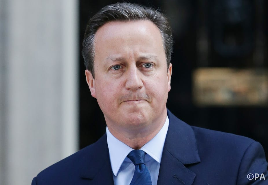 On Eve Of British Pm Camerons Visit >> Brexit Resignation Why British Pm David Cameron Had To Go