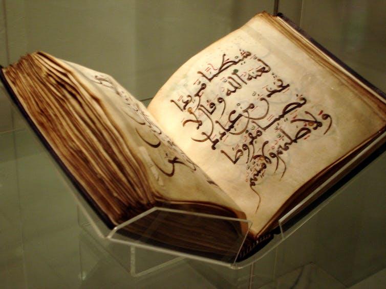 Koran homosexuality gay muslim Islam