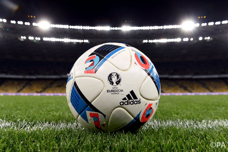 Football Aerodynamics Of The Perfect Free Kick