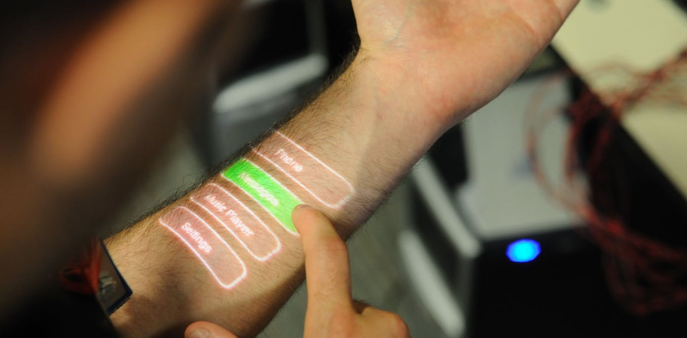 The Next Wearable Technology Could Be Your Skin Circuit Electric Tattoos Pictures