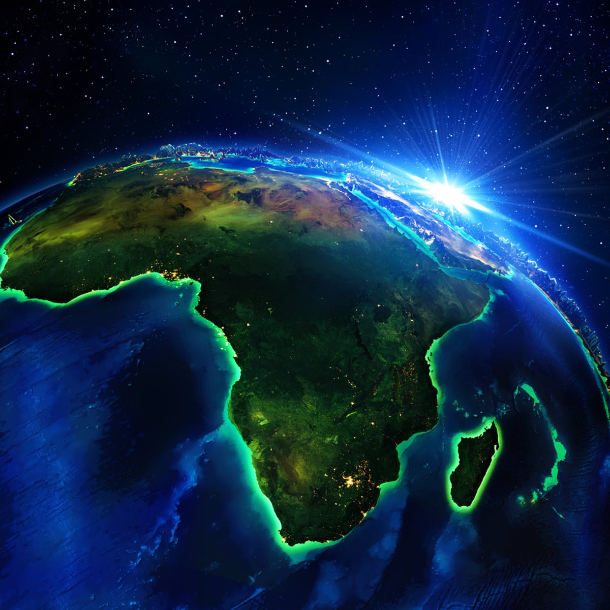 What's needed to take Africa from Third to First World in 25