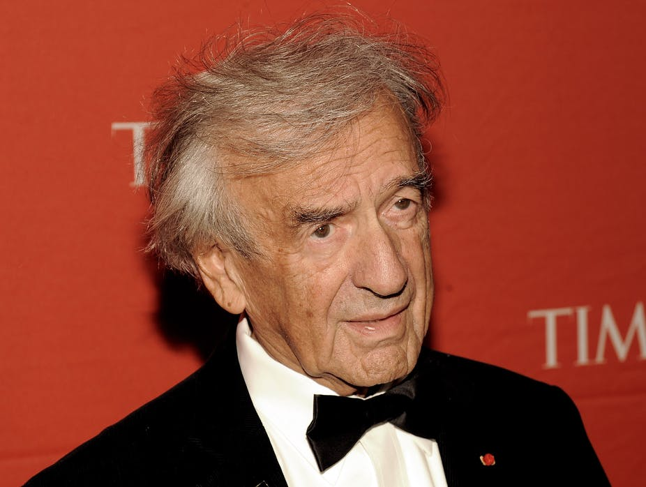 Elie Wiesel survived Auschwitz to give us a vivid glimpse of the ...