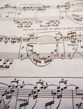 Music and physics – the connections aren't trivial