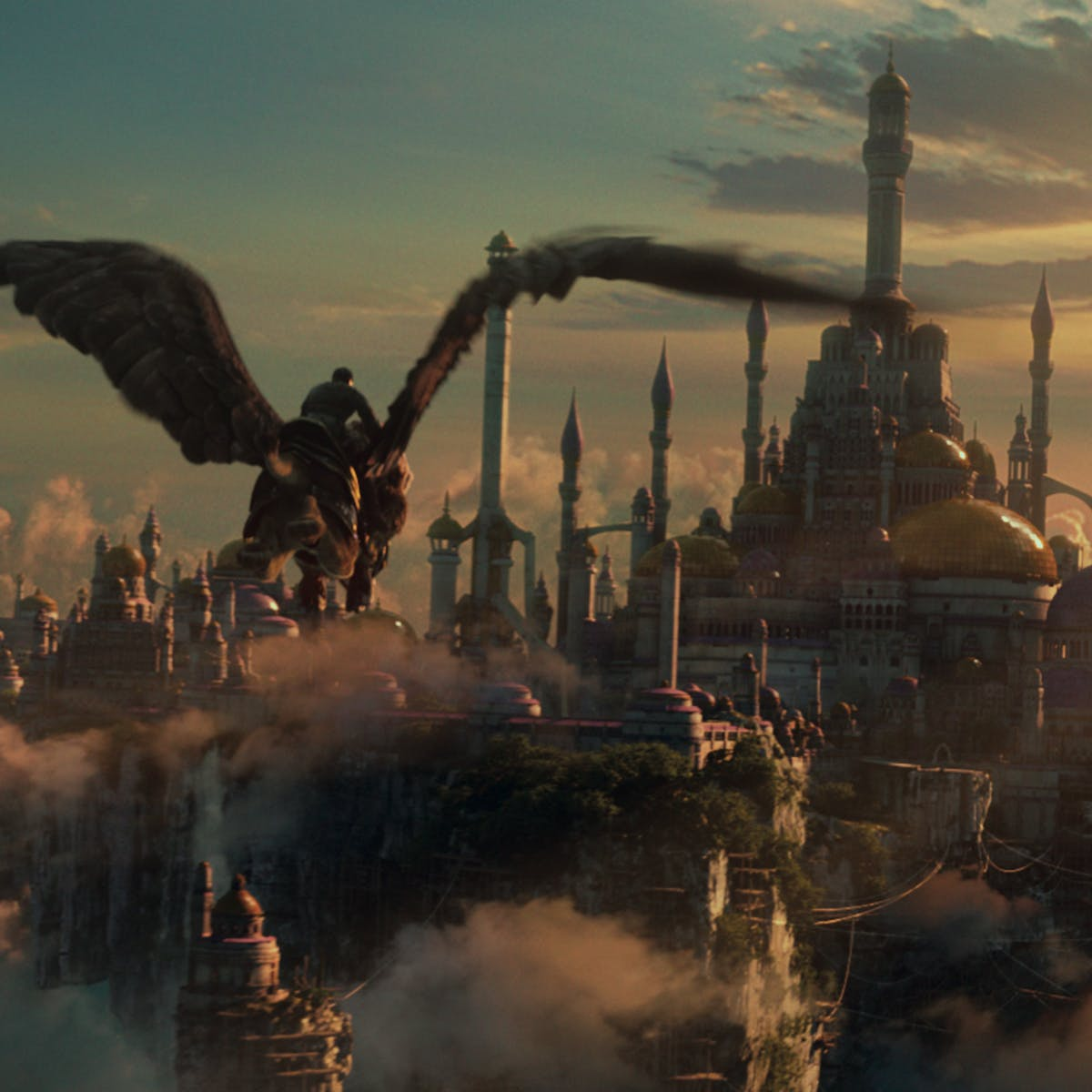 Watching Warcraft: The Beginning is a lesson in real world
