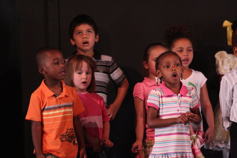 Education Inequality Starts Early >> Racial Inequality Starts Early In Preschool