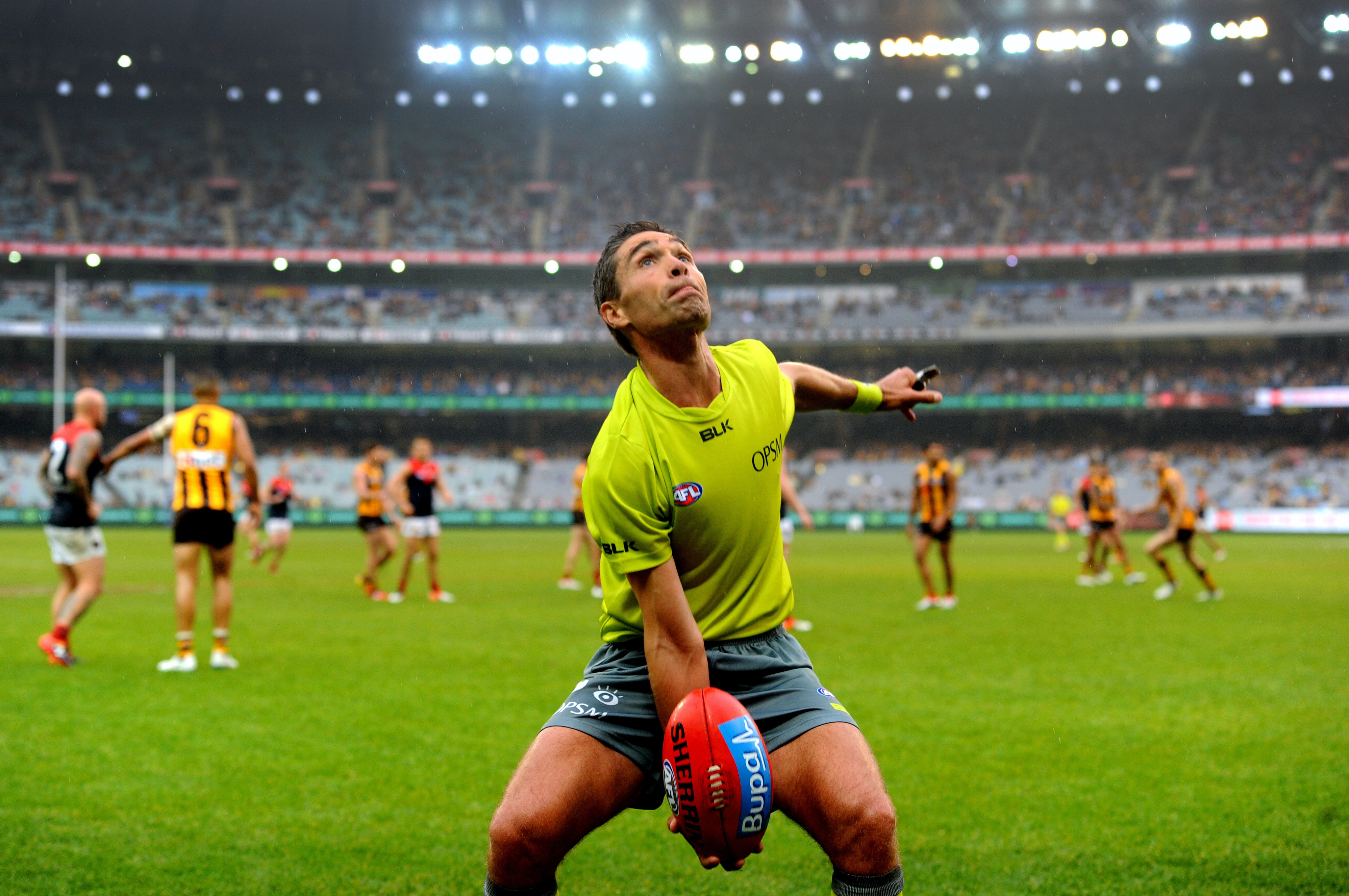 Whichever Way You Look At It, Australian Rules Football Makes A Clear  Difference For The Better In Peopleu0027s Lives. AAP/Joe Castro