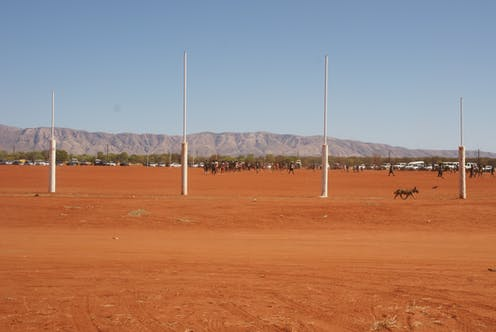 The Aboriginal football ethic: where the rules get flexible