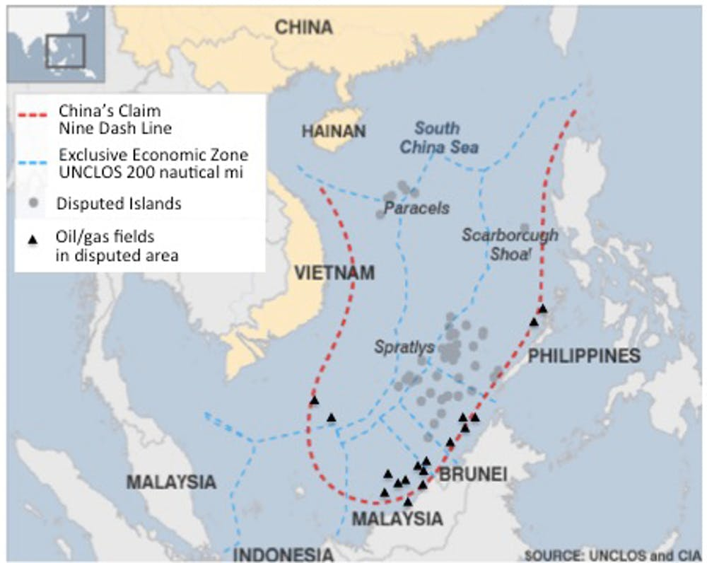 What's at stake in China's claims to the South China Sea?