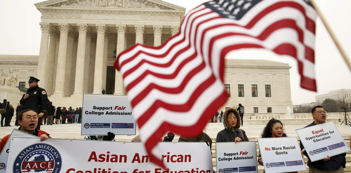 theconversation.com: After Fisher: affirmative action and Asian-American students