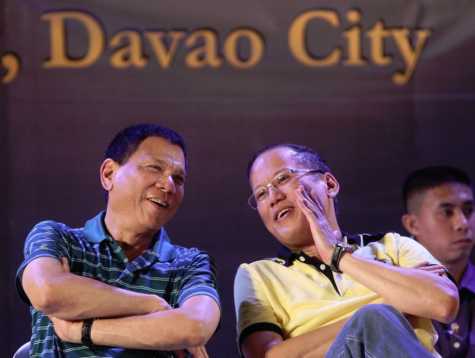 Philippines Hopes New President Can Fashion Peace From A War Of Many
