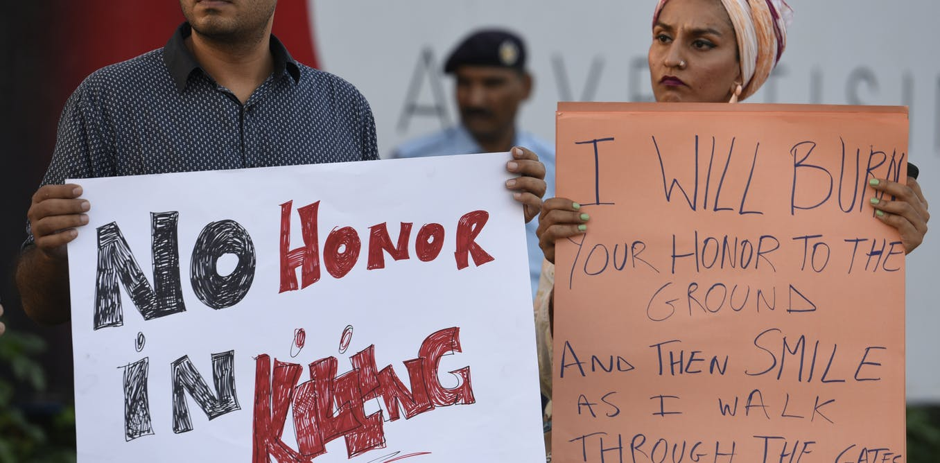 speech on honour killing
