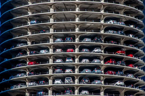Here S What Maths Can Teach Us About How To Design The Perfect Car Park