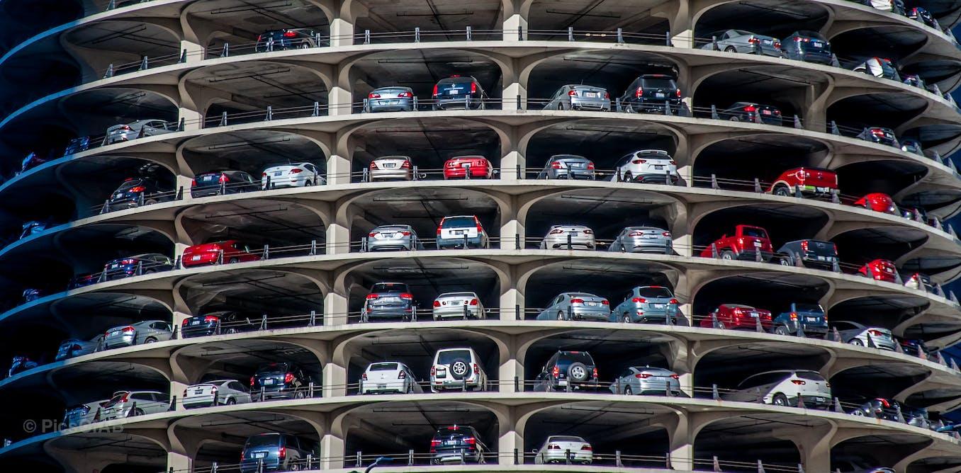 Model Car Park Layouts