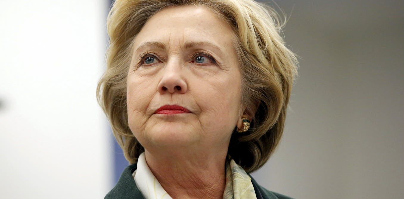 The science behind Hillary Clinton's problems with trust