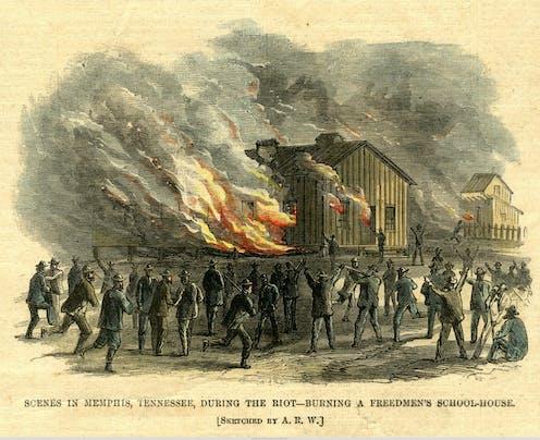 How black grassroots politics led to the 14th Amendment and black