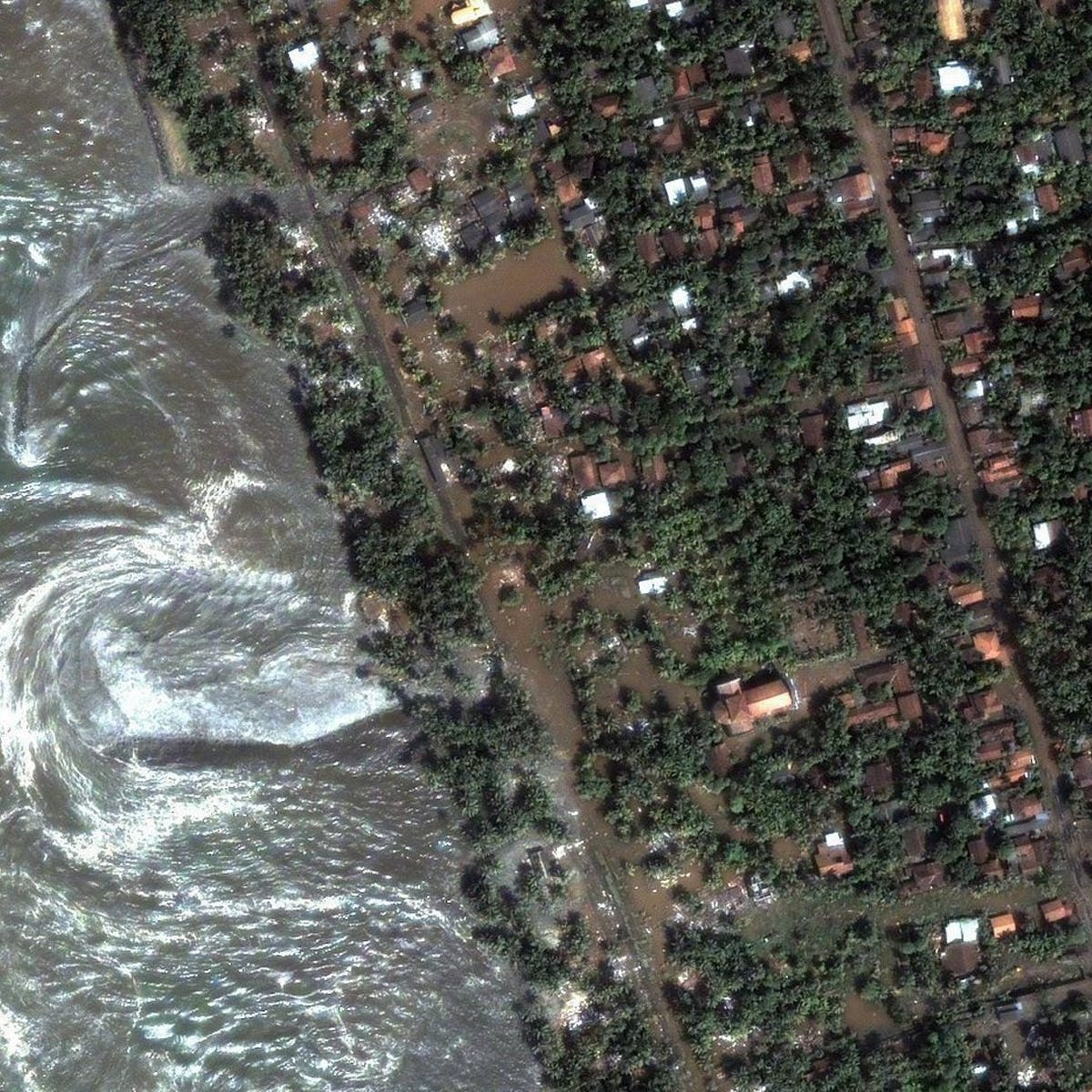 Making waves: the tsunami risk in Australia