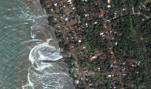 Making waves: the tsunami risk in Australia