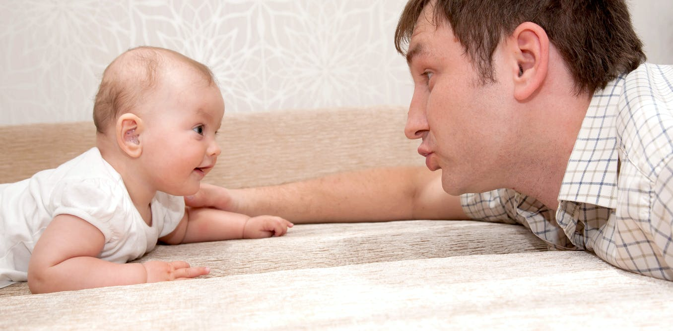 Why Baby Talk Is Good For Your