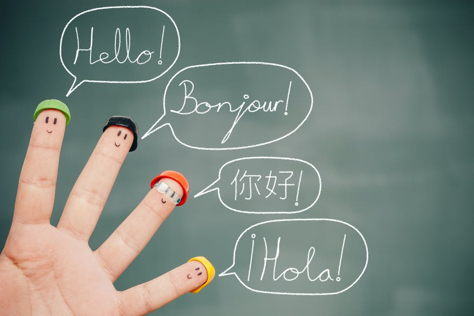 Why it's hard for adults to learn a second language