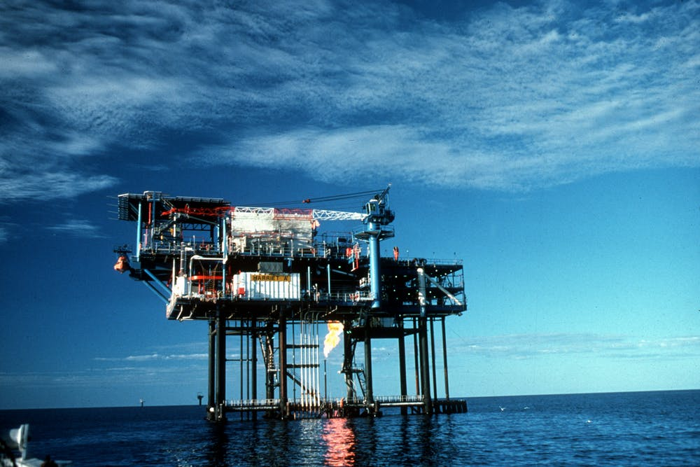 Rigs to reefs: is it better to leave disused oil platforms