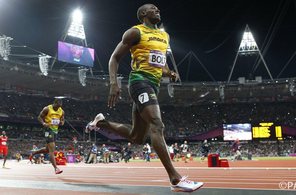 What makes a winning sprinter?