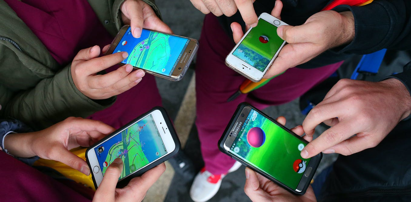 Gaming in the classroom: what we can learn from Pokémon Go technology