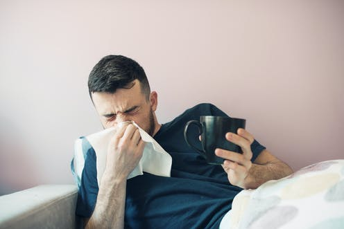 Health Check: does green mucus mean you're infectious and