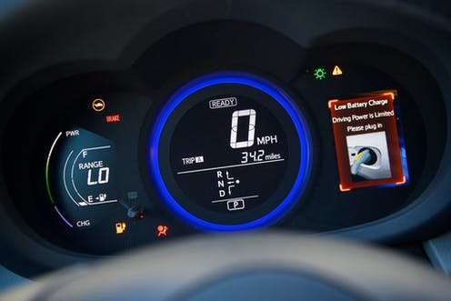 Range Anxiety Today S Electric Cars Can Cover Vast Majority Of Daily U Driving Needs