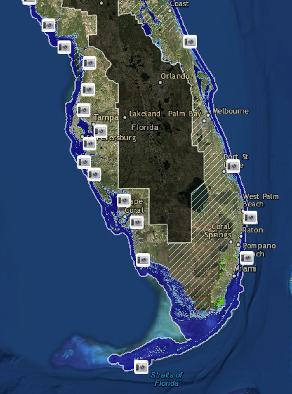 Can a single region in Florida show the state how to adapt