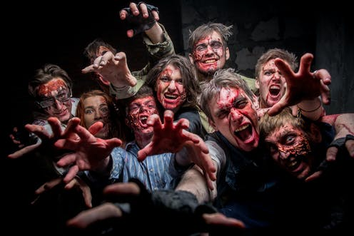 how to stop a zombie apocalypse with science