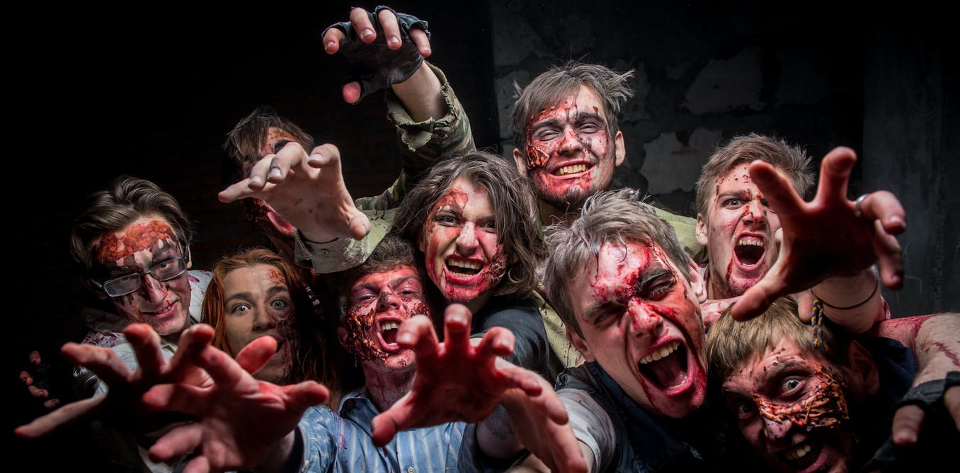 How to stop a zombie apocalypse – with science