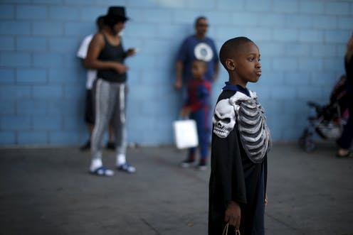 How racism has shaped welfare policy in America since 1935