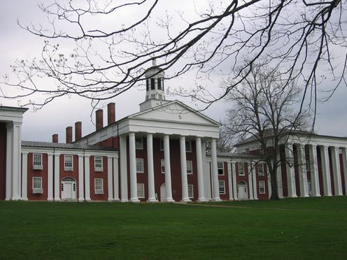 Slavery on campus – recovering the history of Washington College's