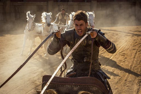 is the movie gladiator historically accurate