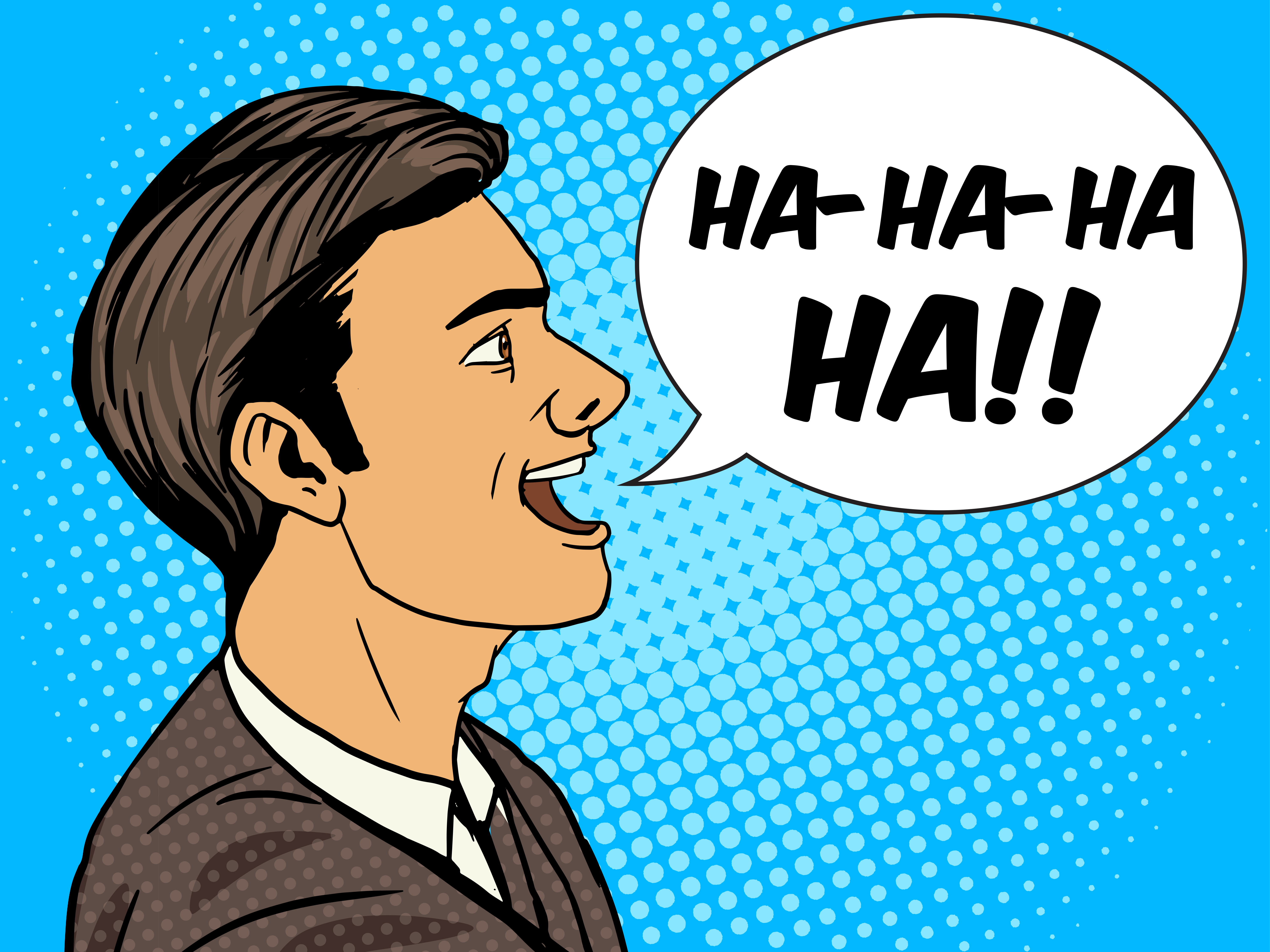 Getting Serious About Funny Psychologists See Humor As A Character Strength