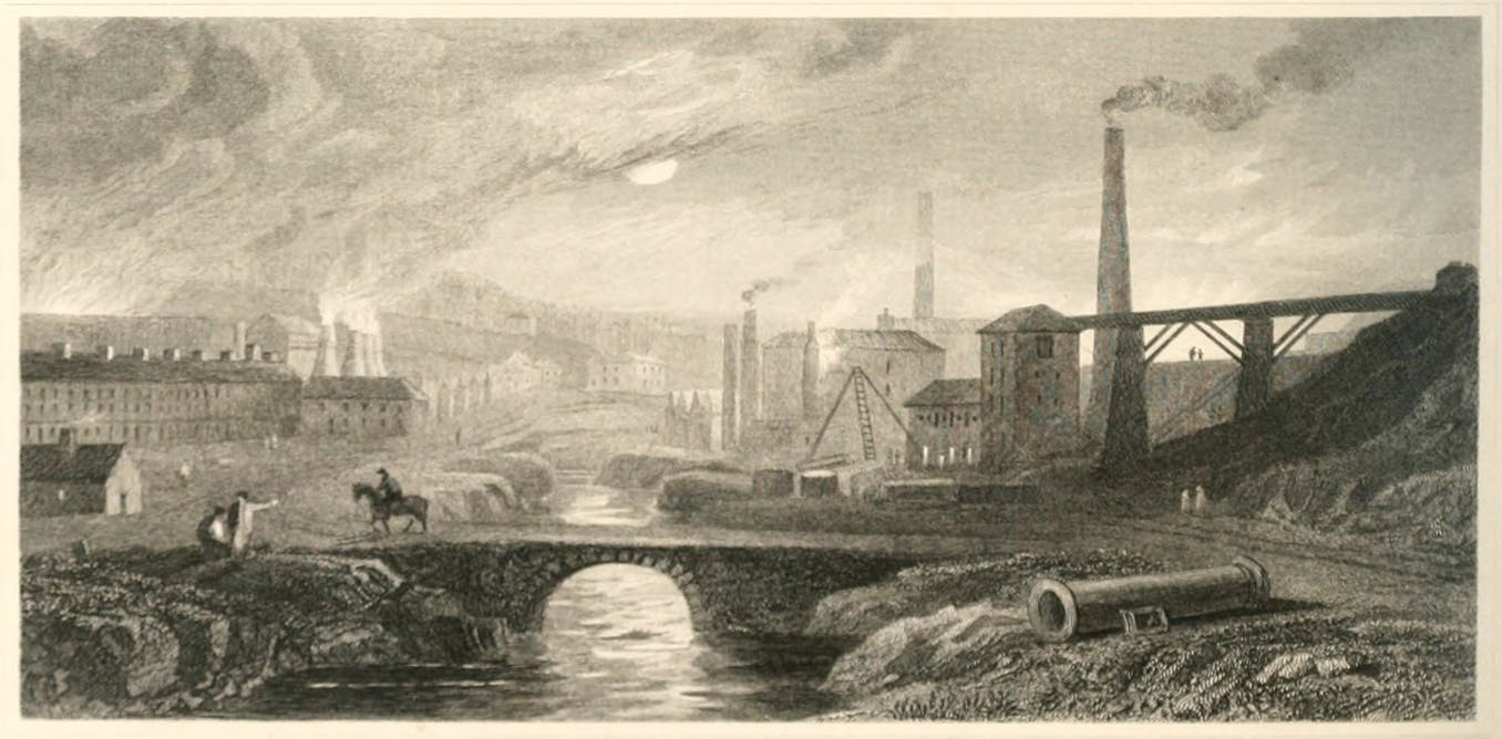 The Industrial Revolution kick-started global warming much ...