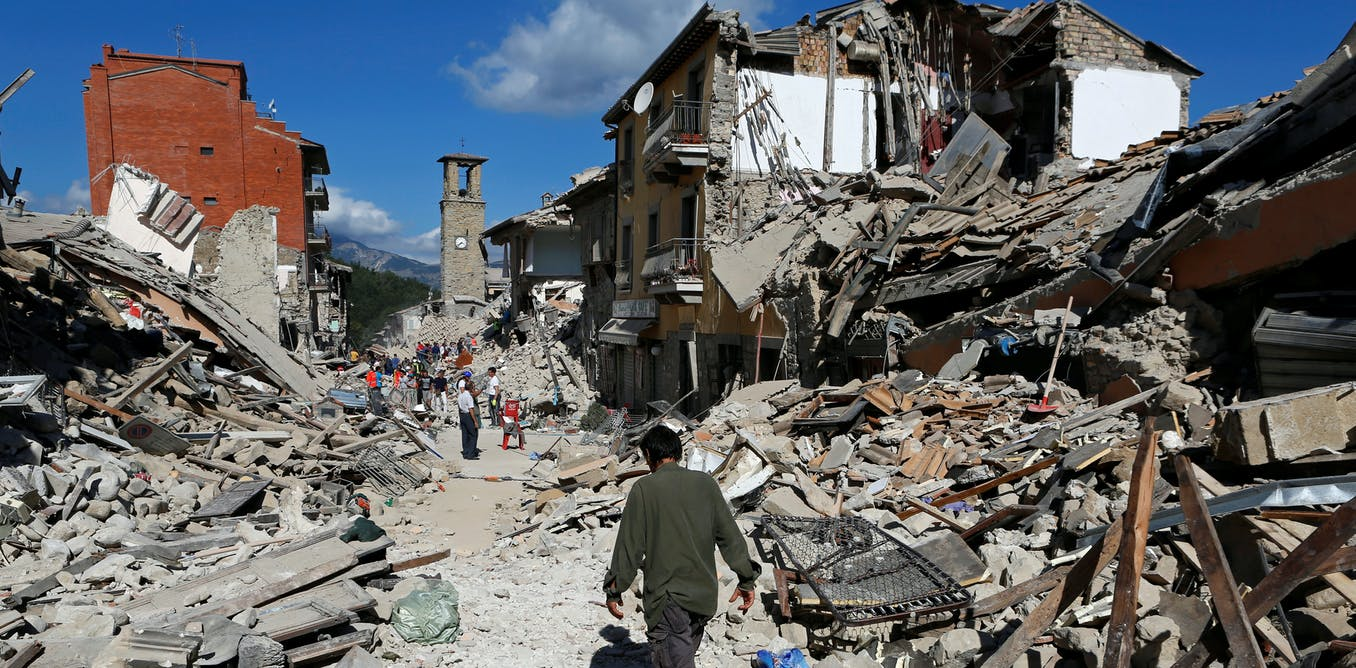 s deadly earthquake is the latest in a history of destruction