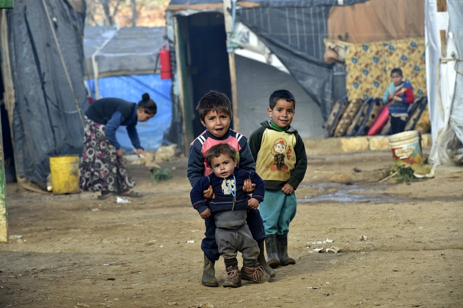 Abuse And Exploitation Of People With Developmental >> How to help refugee children get through the trauma of