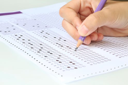 What it's really like to mark a GCSE or A-level exam