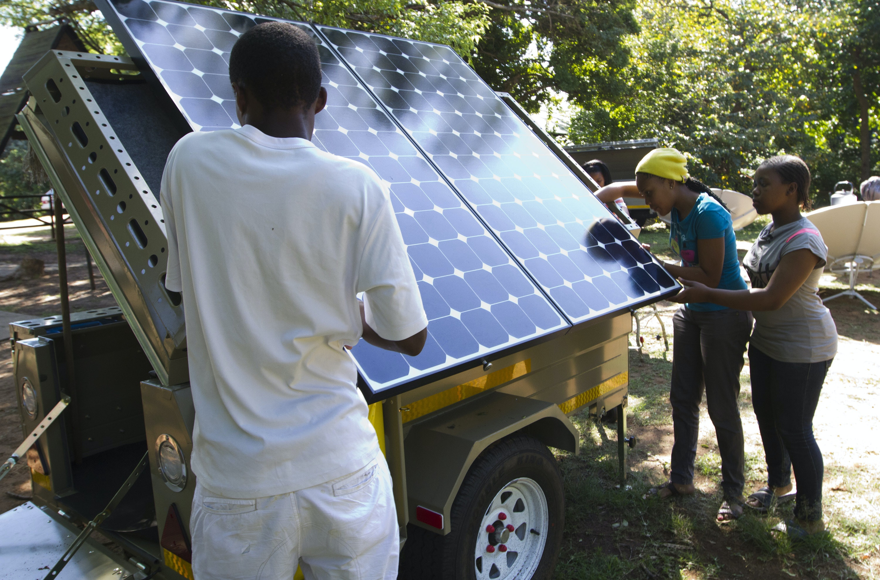Lessons from Kenya about what's holding back solar technology in Africa
