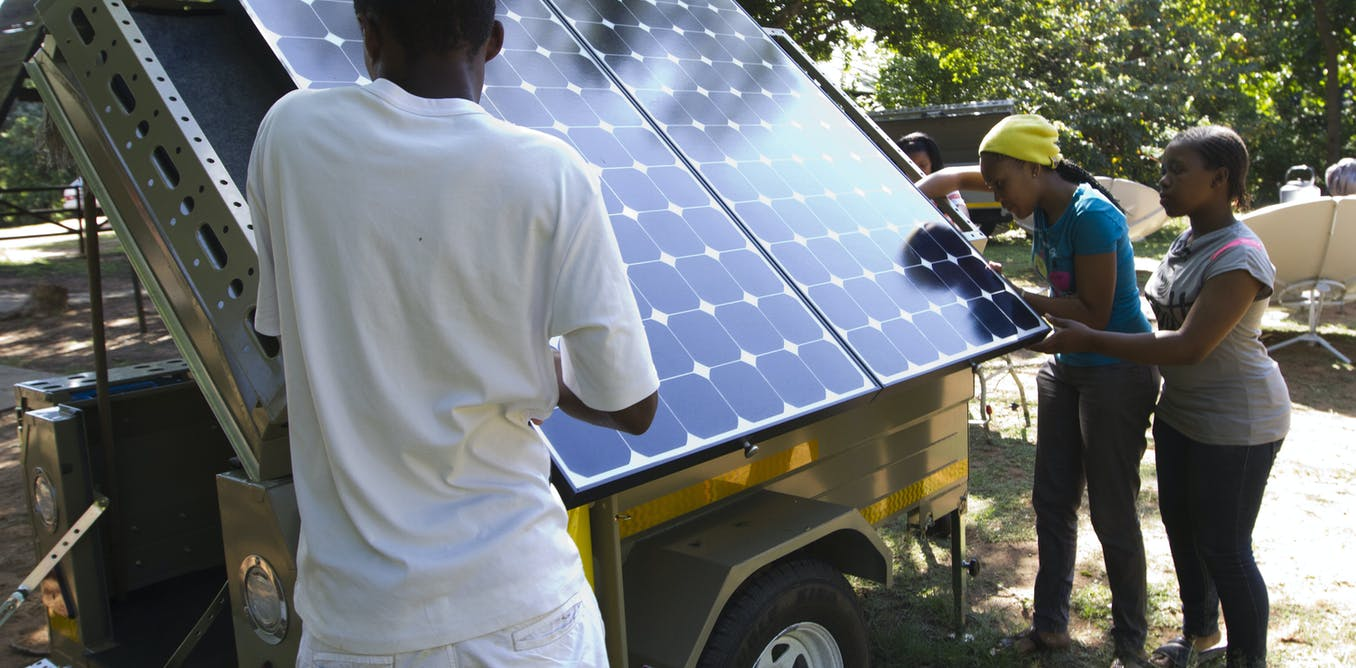 Lessons From Kenya About Whats Holding Back Solar Technology In Africa Learnt How Electricity Is Made And The Dangers Of